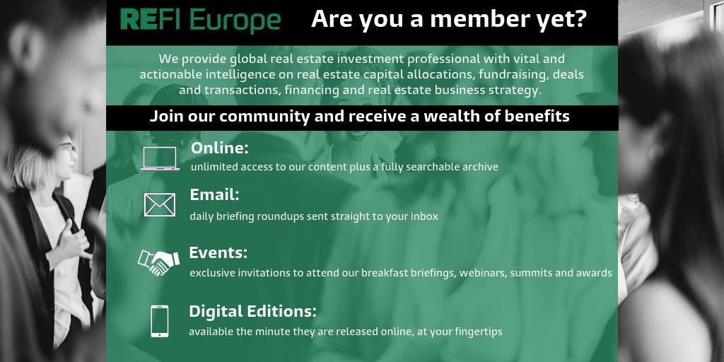 REFI Europe Membership